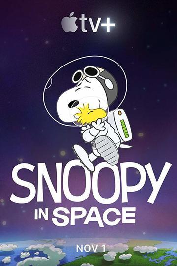 Снупи в космосе / Snoopy in Space (сериал)