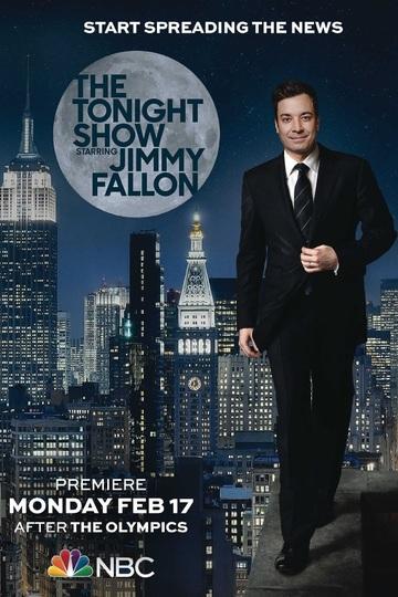 Ночное шоу с Джимми Фэллоном / The Tonight Show Starring Jimmy Fallon (сериал)