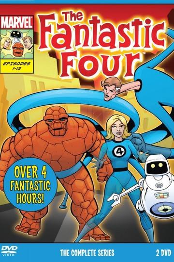 Новая Фантастическая четвёрка / The New Fantastic Four (сериал)