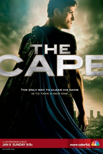 Плащ / The Cape (сериал)