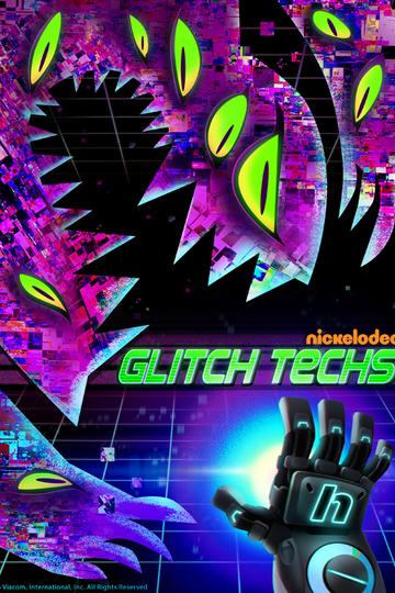 Глюкотехники / Glitch Techs (сериал)