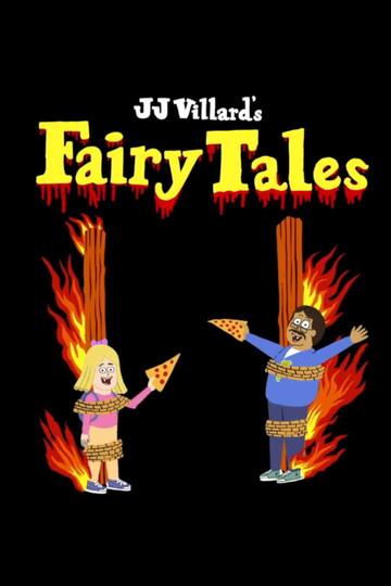 Сказки Дж.Дж. Виллара / JJ Villard's Fairy Tales (сериал)