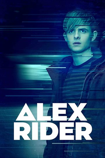 Алекс Райдер / Alex Rider (сериал)