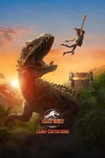 Мир юрского периода: Меловой лагерь / Jurassic World: Camp Cretaceous (сериал)