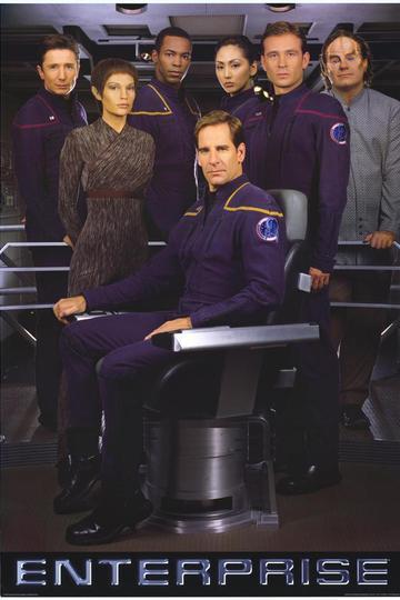 Звездный путь: Энтерпрайз / Star Trek: Enterprise (сериал)