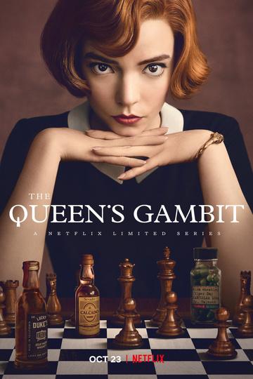 Ход королевы / The Queen's Gambit (сериал)