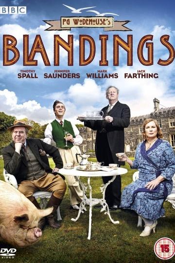 Замок Бландингс / Blandings (сериал)