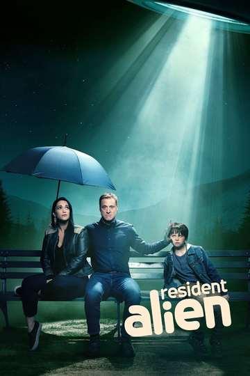 Засланец из космоса / Resident Alien (сериал)