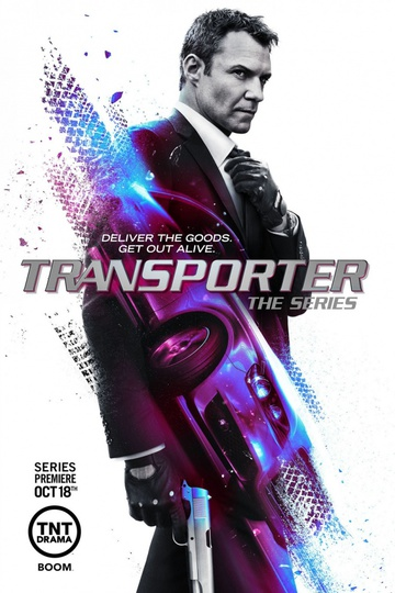 Transporter: The Series (show)