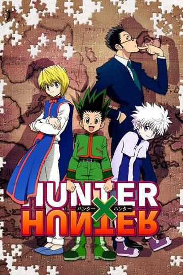 Охотник х Охотник / Hunter x Hunter (аниме)