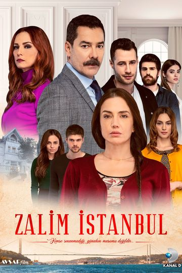 Жестокий Стамбул / Zalim Istanbul (сериал)