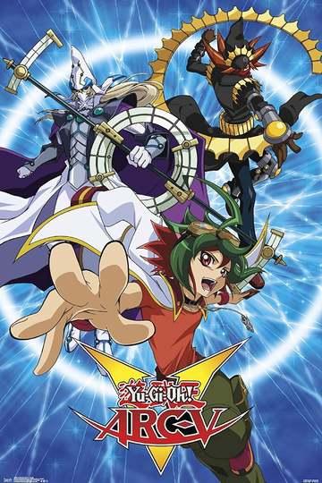 Югио! Арк-Файв / 遊☆戯☆王ARC-V (аниме)
