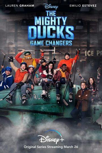Могучие утята: Новые правила / The Mighty Ducks: Game Changers (сериал)