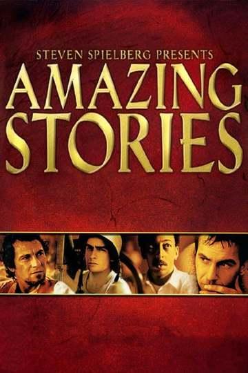 Удивительные истории / Amazing Stories (сериал)