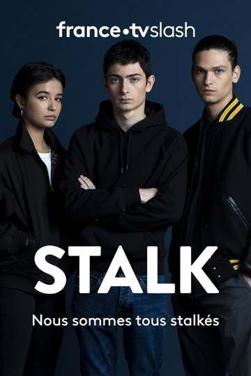Киберсталкер / Stalk (сериал)