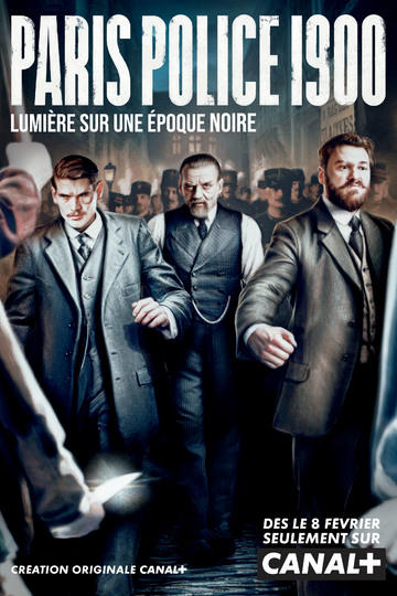 Парижская полиция 1900 / Paris Police 1900 (сериал)