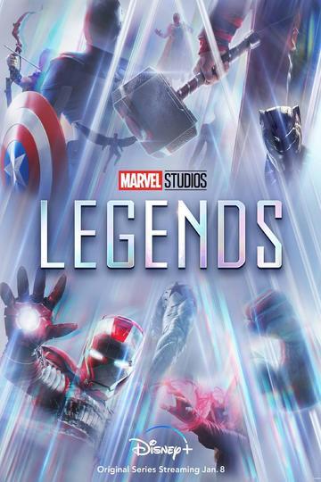 Marvel Studios: Легенды / Marvel Studios: Legends (сериал)