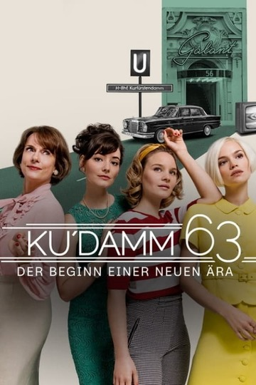Ку'дамм 63 / Ku'damm 63 (сериал)