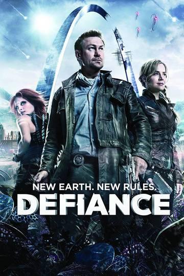 Вызов / Defiance (сериал)