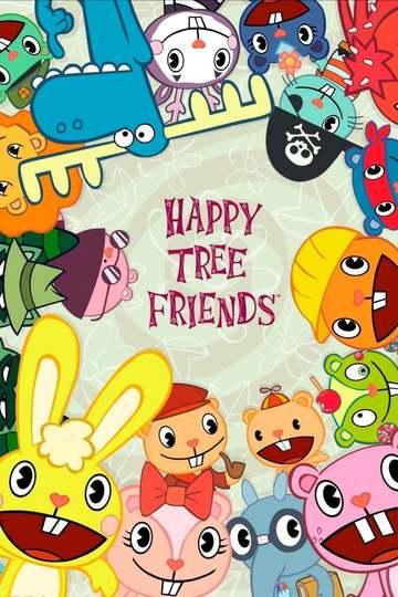 Счастливые лесные друзья / Happy Tree Friends (сериал)