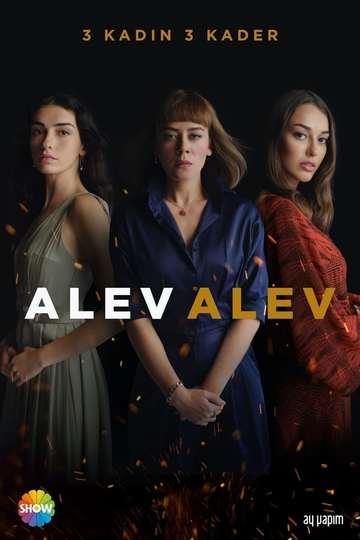 Яркое пламя / Alev Alev (сериал)