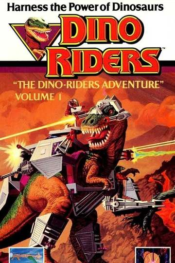 Погонщики динозавров / Dino-Riders (сериал)