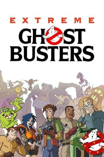 Экстремальные охотники за привидениями / Extreme Ghostbusters (сериал)