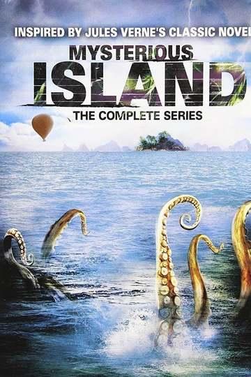 Таинственный остров / Mysterious Island (сериал)