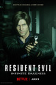 Обитель зла: Бесконечная тьма / Resident Evil: Infinite Darkness (сериал)