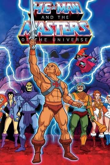 Хи-Мен и властелины вселенной / He-man And The Masters Of The Universe (сериал)