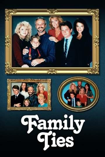 Семейные узы / Family Ties (сериал)