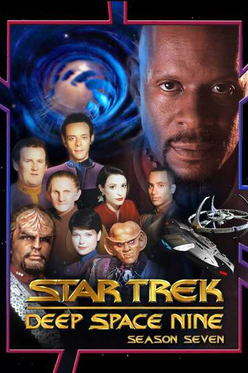 Звёздный путь: Глубокий космос 9 / Star Trek: Deep Space Nine (сериал)