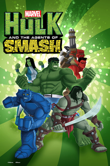 Hulk and the Agents of S.M.A.S.H. (show)