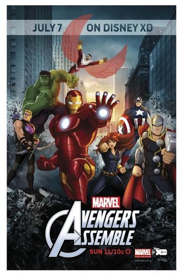 Мстители, общий сбор! / Avengers Assemble (сериал)