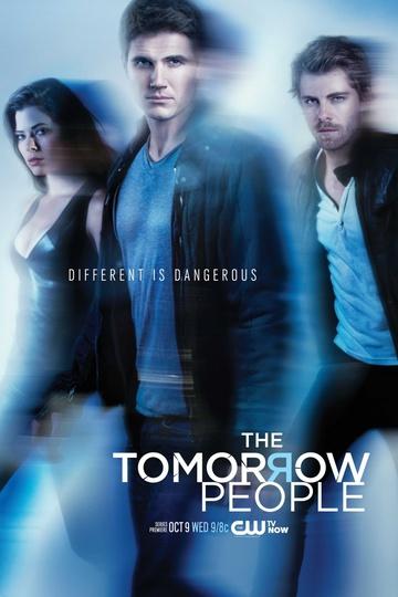 Люди будущего / The Tomorrow People (сериал)
