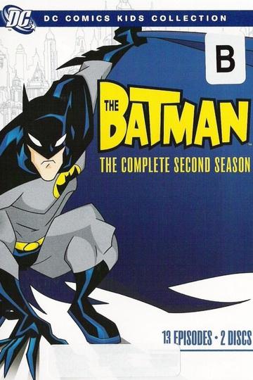 Бэтмен / The Batman (сериал)