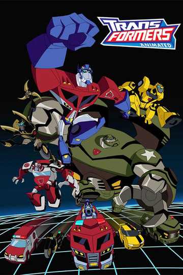 Transformers: Animated (show)