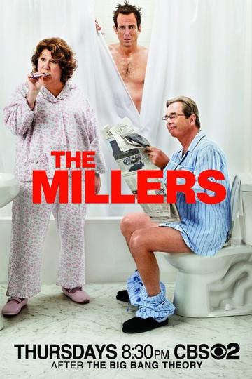 Миллеры в разводе / The Millers (сериал)