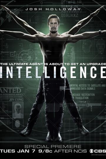 Искусственный интеллект / Intelligence (сериал)