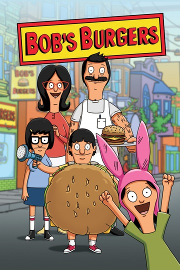 Закусочная Боба / Bob's Burgers (сериал)
