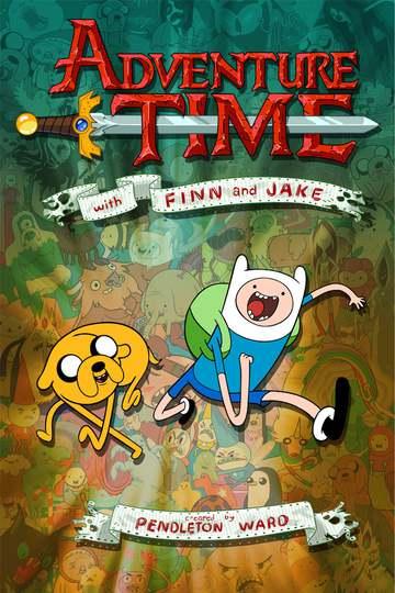 Время приключений / Adventure Time with Finn & Jake (сериал)