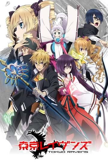 Tokyo Ravens (anime)