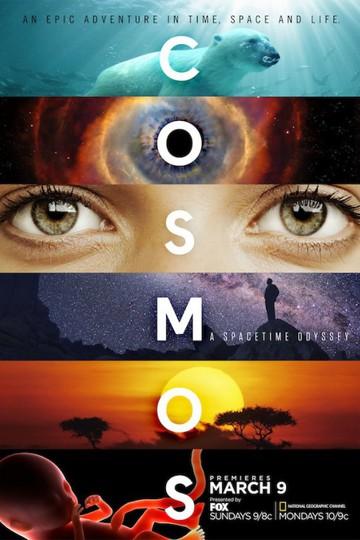 Космос: Пространство и время / Cosmos: A Space-Time Odyssey (сериал)