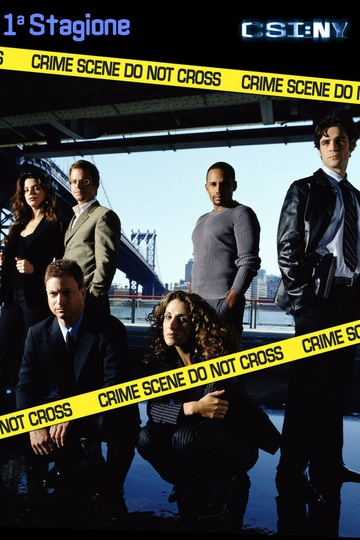 CSI: Место преступления Нью-Йорк / CSI: NY (сериал)