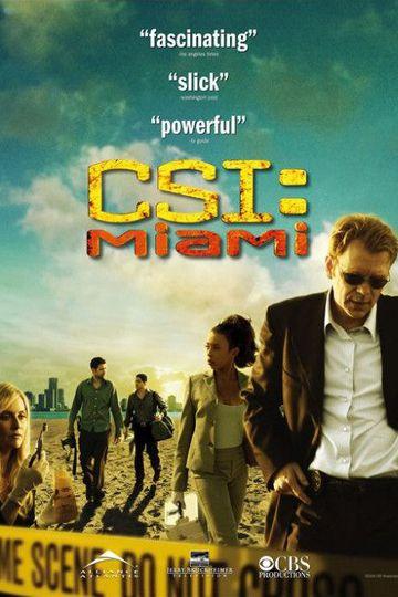 CSI: Место преступления Майами / CSI: Miami (сериал)