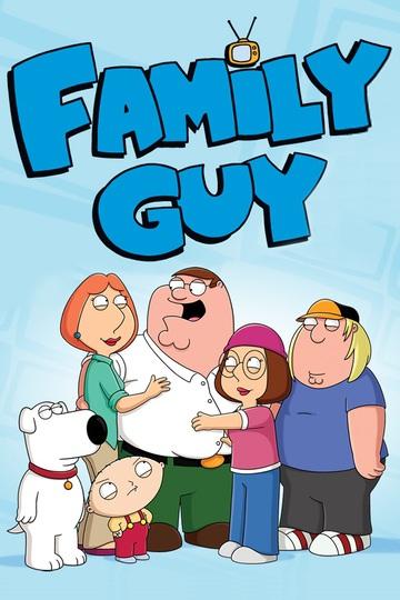 Гриффины / Family Guy (сериал)