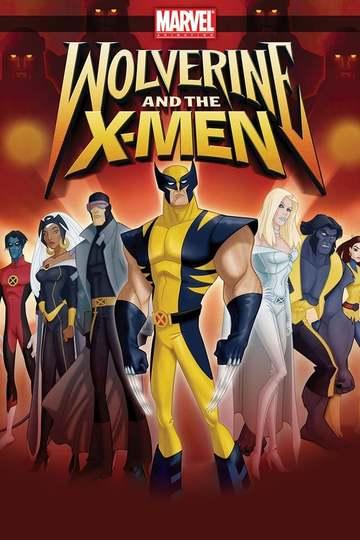 Росомаха и Люди Икс. Начало / Wolverine and the X-Men (сериал)